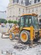 rénovation des pavés