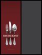 Menu Restaurant Catering Gastroservice Logo
