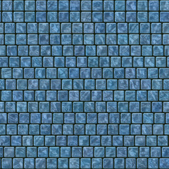 Glass tiles seamless generated hires texture