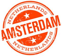 amsterdam stamp