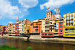 picturesque view of Girona