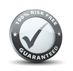 100% risk free guaranteed