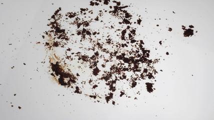 chocolate cake stop motion