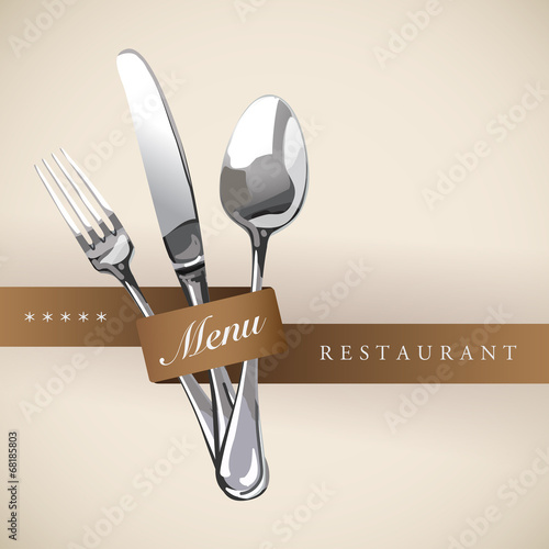 Restaurant Catering Gastroservice Marriage Logo