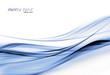 Elegant Blue Element For Your Art Design