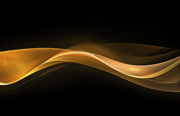 Creative Gold Element For Your Art Design