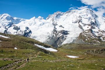 Trekking in Switzerland
