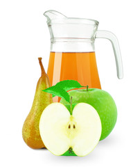 apple-pear juice