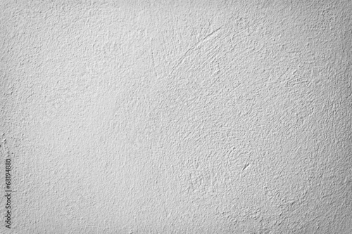 Keuken foto achterwand Wand white concrete wall and floor closeup