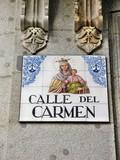 Calle del Carmen, Madrid