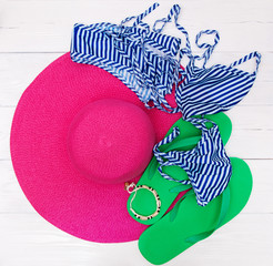 Beach accessories - summer travel
