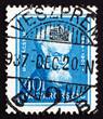 Postage stamp Hungary 1932 Mihaly Munkacsy, Hungarian Painter
