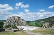 Famous castle Devin near Bratislava - 68196444