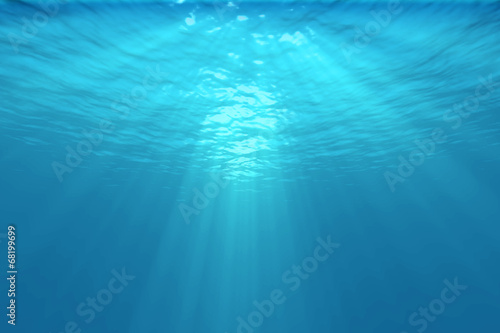 Aluminium Zee / Oceaan Underwater