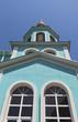 Колокольня храма Рождества Пресвятой Богородицы в Лазаревском