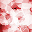 red tint soft abstract geometric background  with stroke