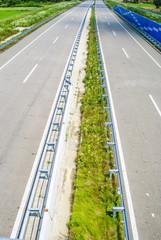 Closed highway