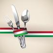 Italian Restaurant Catering Gastroservice Logo - 68201210