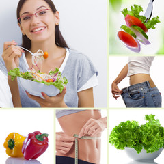 healthy mix