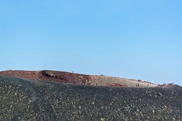 Cratere silvestri dell'Etna