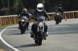 biker on road - 68205409