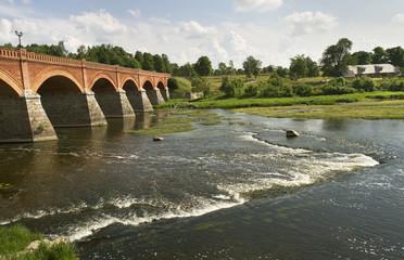 River of Venta.