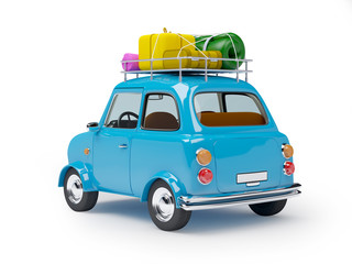 small car adventure back