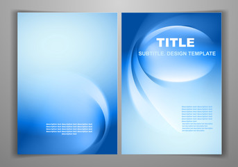Business Front and Back Flyer Template