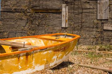 Boats in Formentera
