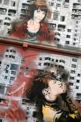 graffiti,background