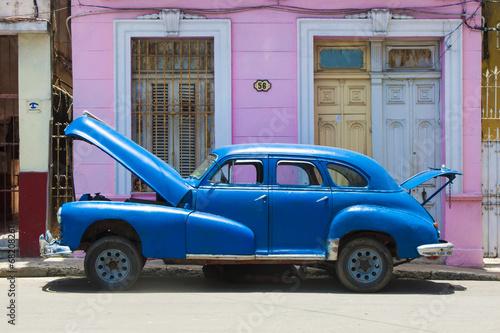 auto azul 1 - 68208261