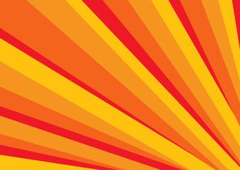 Hintergrund Streiefn orange