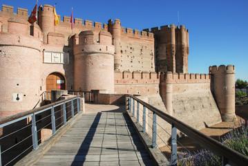 La Mota castle