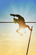 Pole vault back light - 68213215