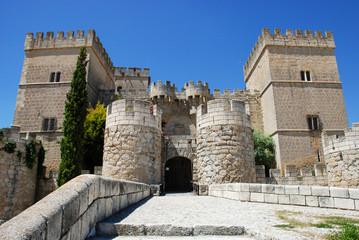 Ampudia castle
