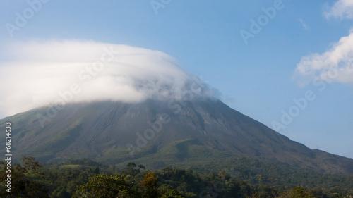 Fotobehang Centraal-Amerika Landen Arenal Volcano in Costa Rica