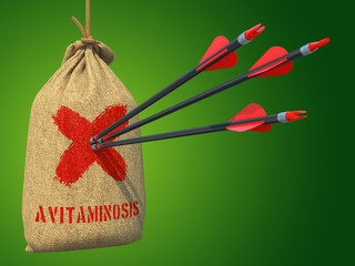 Avitaminosis - Arrows Hit in Target.