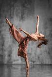 Fototapety modern dance