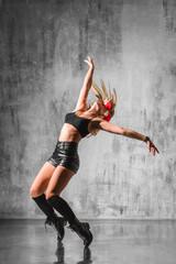 street style dancer