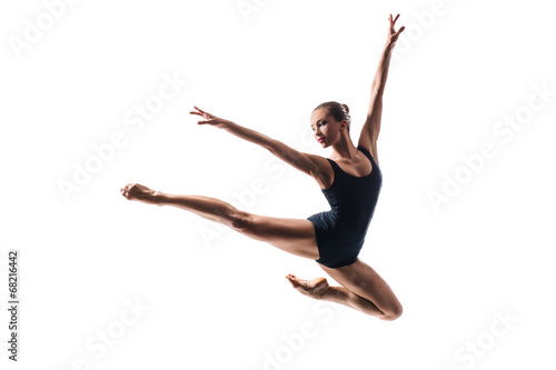 Aluminium Dans jumping ballerina