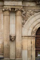 Spanish renaissance detail