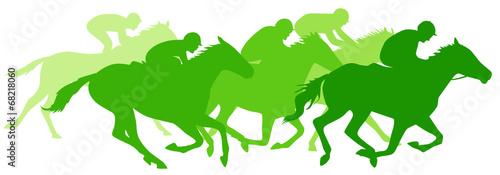 Pferderennen - 68218060
