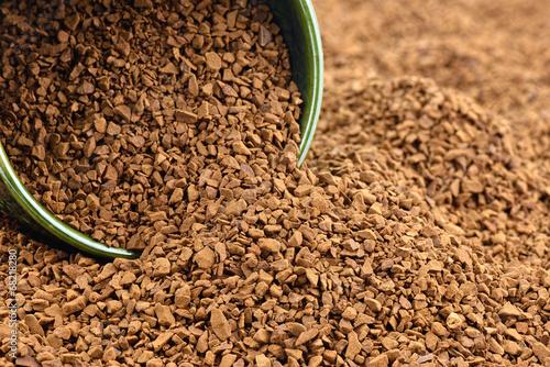 Granulki rozpuszczalnej kawy - 68218280