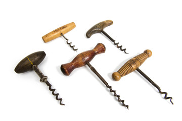 Old Corkscrews