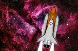 Fototapeta Space Shuttle Rocket Spaceship