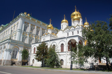 The Cathedral of the Annunciation, Kremlin, Moscow