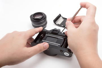 Fix Broken Camera