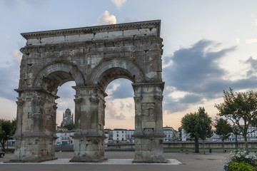 Arc de Germanicus à Saintes