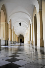 Universidad de Cordoba, interior