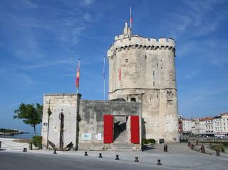 la rochelle, charente, port, chateau, tour, vieux